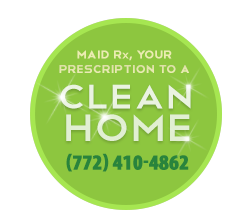 MaidRx- your prescription to a clean home