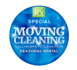 Move In move out cleaning special